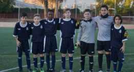 Siete jugadores del fútbol base del Elche con la selección valenciana sub-12
