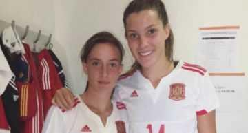 La Selección Española Sub-17 cita a dos jugadoras del fútbol valenciano