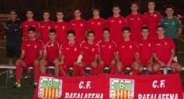 Siete individuos apalean a un juvenil del Rafalafena en pleno partido en Castellón
