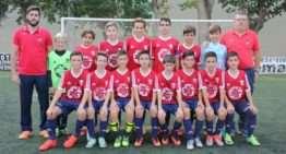 Tavernes de la Valldigna se impone al Xátiva FB en un partido loco de la Superliga Intercomarcal Alevín (5-4)