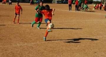 El Club Vinalesa Fútbol Base, cansado de heredar la tierra