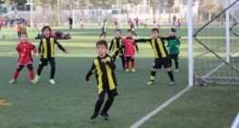 El CD Worldsport vence al CD Roda Prebenjamín