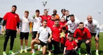 VIDEO: Valencia CF y su Fundación refuerzan su compromiso con Asindown