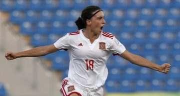 Eva Navarro, de nuevo convocada con España Sub-17