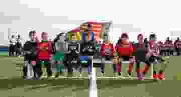 Arranca la categoría Prebenjamín de la VII Copa Federación con diez equipos clasificados
