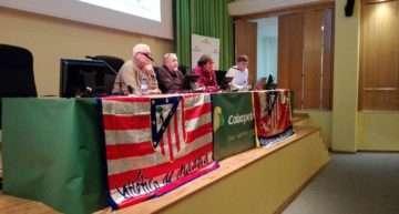GALERÍA: Presentado el convenio de colaboración entre el Elda Industrial y el Atlético de Madrid