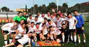 Resumen Liga Nacional Juvenil Jornada 29: El Valencia se proclama campeón tras ganar al Racing Algemesí