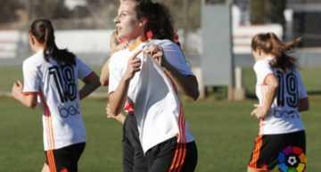 Marta Peiró vuelve con la Selección Española Sub-19
