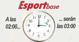 ¡Atentos! Cambio de hora en la madrugada del sábado al domingo: a las 02:00 serán las 03:00