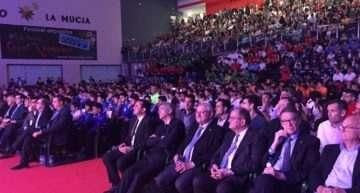 La Gala de Entrega de Premios FFCV de Alicante reunió a más de 3.000 aficionados