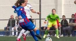 Otro paso más: el VCF Femenino – Levante Femenino se disputará a puerta abierta en el Camp de Mestalla