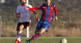 Así les fue a los equipos del Levante UD en el fin de semana del 25 y 26 de marzo