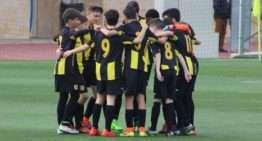 Resumen Liga Autonómica Infantil Jornada 25: El Elche sigue cayendo y el Alboraya enlaza la tercera victoria seguida