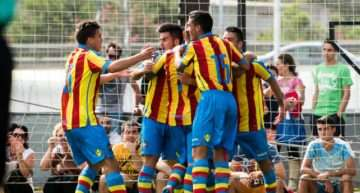 Levante y Villarreal miden sus fuerzas en la liga Juvenil DH este domingo