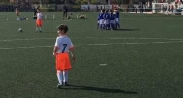 El CDB Massanassa fue superado ampliamente por Fundación VCF en Superliga Benjamín Primer Año (0-6)