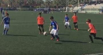VIDEO: CDB Massanassa y Sedaví firmaron tablas en Superliga Benjamín 1er Año (1-1)