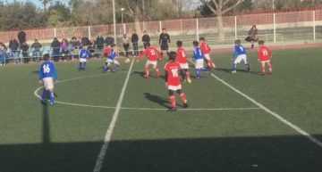 Victoria por la mínima del Sporting Mislata ante el CDB Massanassa en Superliga Benjamín Primer Año (2-1)