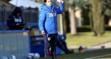 Otro pasito más: Patrizia Panico dirigirá a Italia Sub-16 en un doble partido ante Alemania