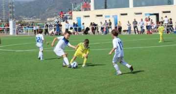 Segunda jornada de categoría Prebenjamín en VII Copa Federación con 10 nuevos clasificados
