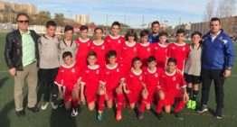 La Selección FFCV Sub-12 vuelve a entrenarse el martes 18 de abril