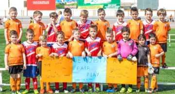 Torrent y Paterna CF convierten un incidente entre padres en una lección de 'fair-play' de sus Querubines