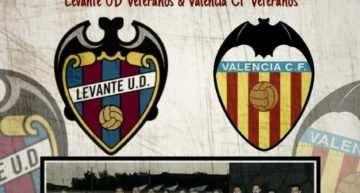 Los veteranos del Levante UD y el Valencia CF disputan su derbi más solidario este domingo