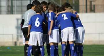 Resumen SuperLiga Benjamín 1er Año Jornada 22: Alboraya se lleva por la mínima el duelo frente a Massanassa