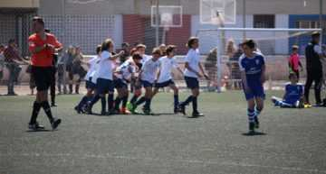 Resumen SuperLiga Alevín 2º Año Jornada 23: Acero abandona la última plaza tras ganar al Torre Levante