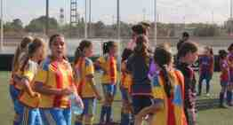 Este domingo 30 de abril arranca la Copa de Fútbol Base Femenino