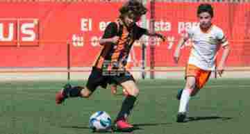 Resumen SuperLiga Benjamín 1er Año Jornada 23: Igualdad máxima entre Alboraya y Atletic Amistat