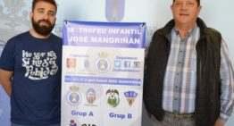 La UD Vall d'Uxo presentó el IX Torneo Infantil José Mangriñán
