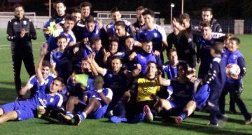 El Juvenil A del CF San José se proclama campeón de Liga Preferente Grupo 2