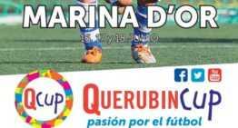 La Querubín CUP y la Alevín CUP arrancan el 16 de junio