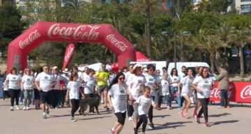 Más de 200 runners participaron en la carrera solidaria Run For Parkinson's 2017