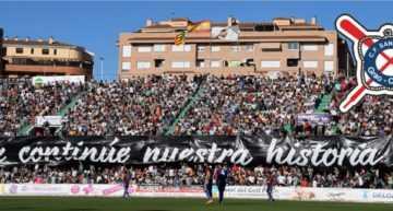 El CF San Pedro promueve la solidaridad con el CD Castellón