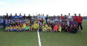 Otra jornada Prebenjamín concluye con diez nuevos equipos en semifinales de la VII Copa Federación