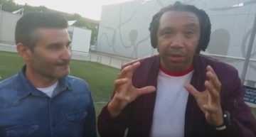 VIDEO: El CD Malilla se apunta a 'pasar el balón' a los niños de Guinea Ecuatorial