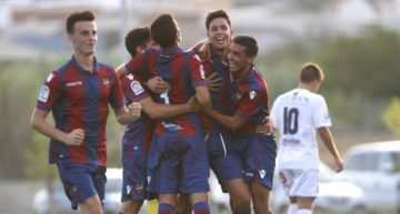 Resumen Copa Federación Juvenil Jornada 1: Levante y Castellón muestran su superioridad