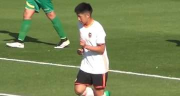 VIDEO: El Juvenil B del Valencia tampoco tuvo contemplaciones con el Huracán CF (4-2)