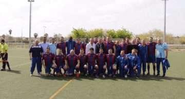 Amistoso entre veteranos de Albal y Levante UD el 7 de mayo para apoyar la investigación contra el cáncer