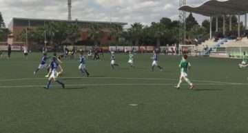 El Massanassa sentenció en la primera mitad ante el Tavernes Blanques en Superliga Benjamín Primer Año (4-1)