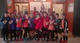 La curiosa y tradicional invitación del UDB Alfafar a sus jugadores en Pascuas
