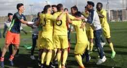 El Villarreal juvenil se medirá a Las Palmas en cuartos de final de la Copa de Campeones