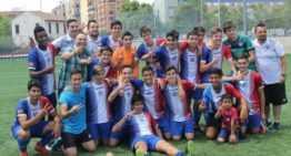 GALERÍA: Historics Valencia culmina con ascenso su temporadón en Primera Cadete Grupo 3