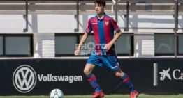 Marcadores y goleadores de la escuela del Levante UD (6 y 7 de mayo)