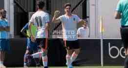 GALERÍA: Así se vivió el 'derbi' en Cadete Autonómico entre Valencia CF y Levante UD (5-0)