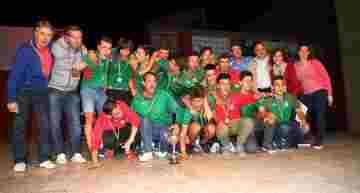 El F.B. Alfara Del Patriarca cadete consigue el título de liga