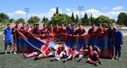 CDA San Marcelino hace historia: jugará en Liga Autonómica Cadete en la temporada 2017-2018