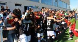 VIDEO: El Athletic Pobla Farnals incorporó a las mamás a su plantilla en el Día de la Madre