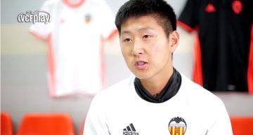 El valencianista Kangin Lee es convocado por la selección Sub-18 de Corea del Sur